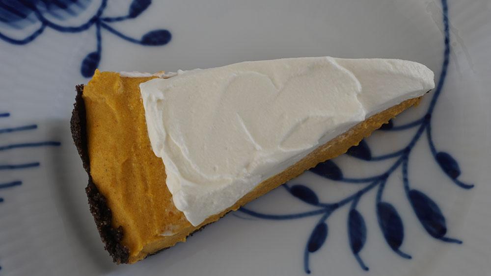 Opskrift på lækker syndig pumpkin pie ala Camilla