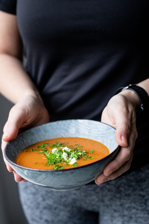 Opskrift på cremet linsesuppe