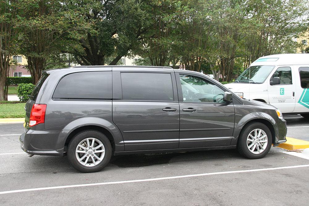 Dodge Grand Caravan, minivan - florida