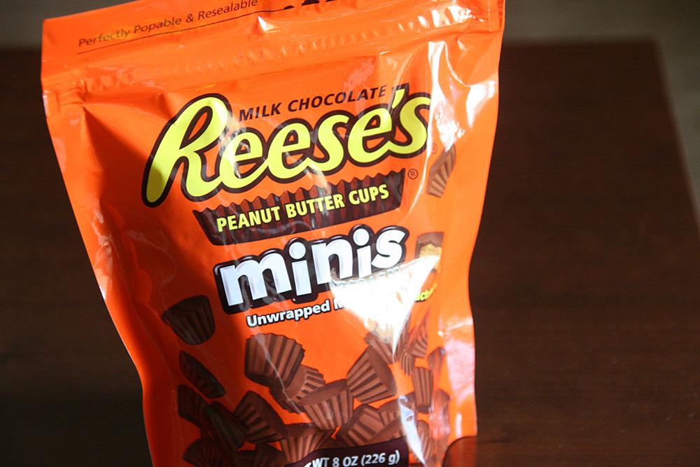 Nyt yndlings slik - Reese's peanut butter cups