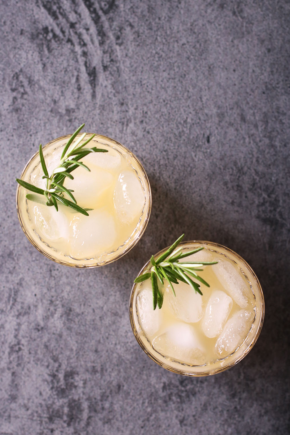 Fredagscocktail - Spiced ananas beertail
