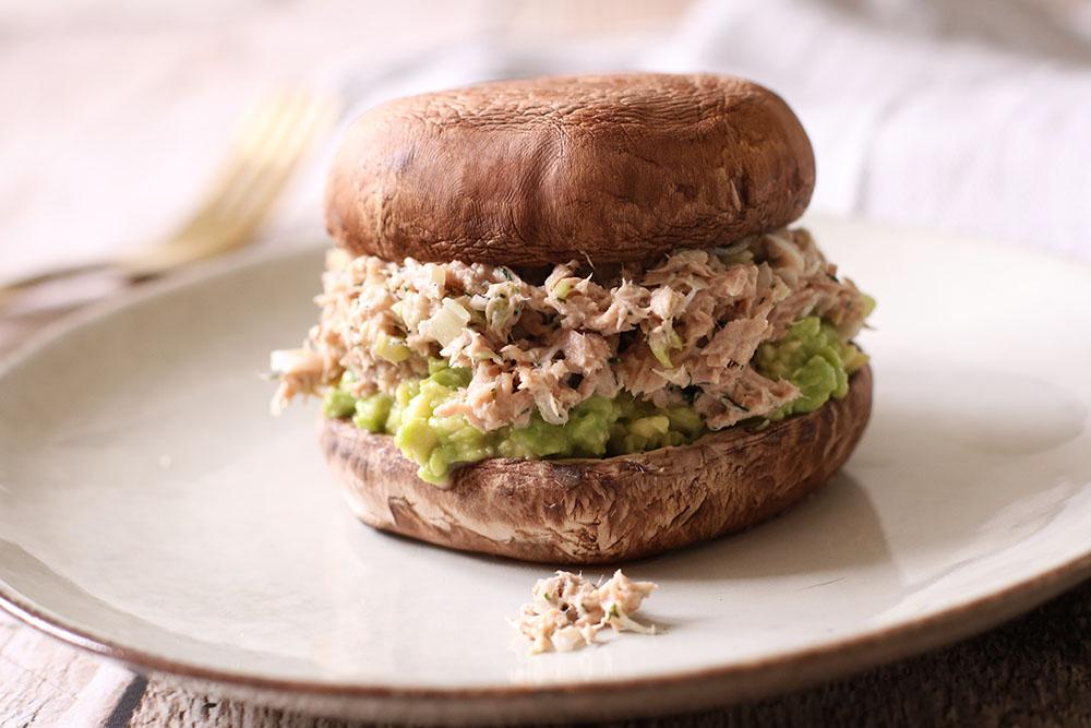 Opskrift på lækker tunmousse - tunsalat