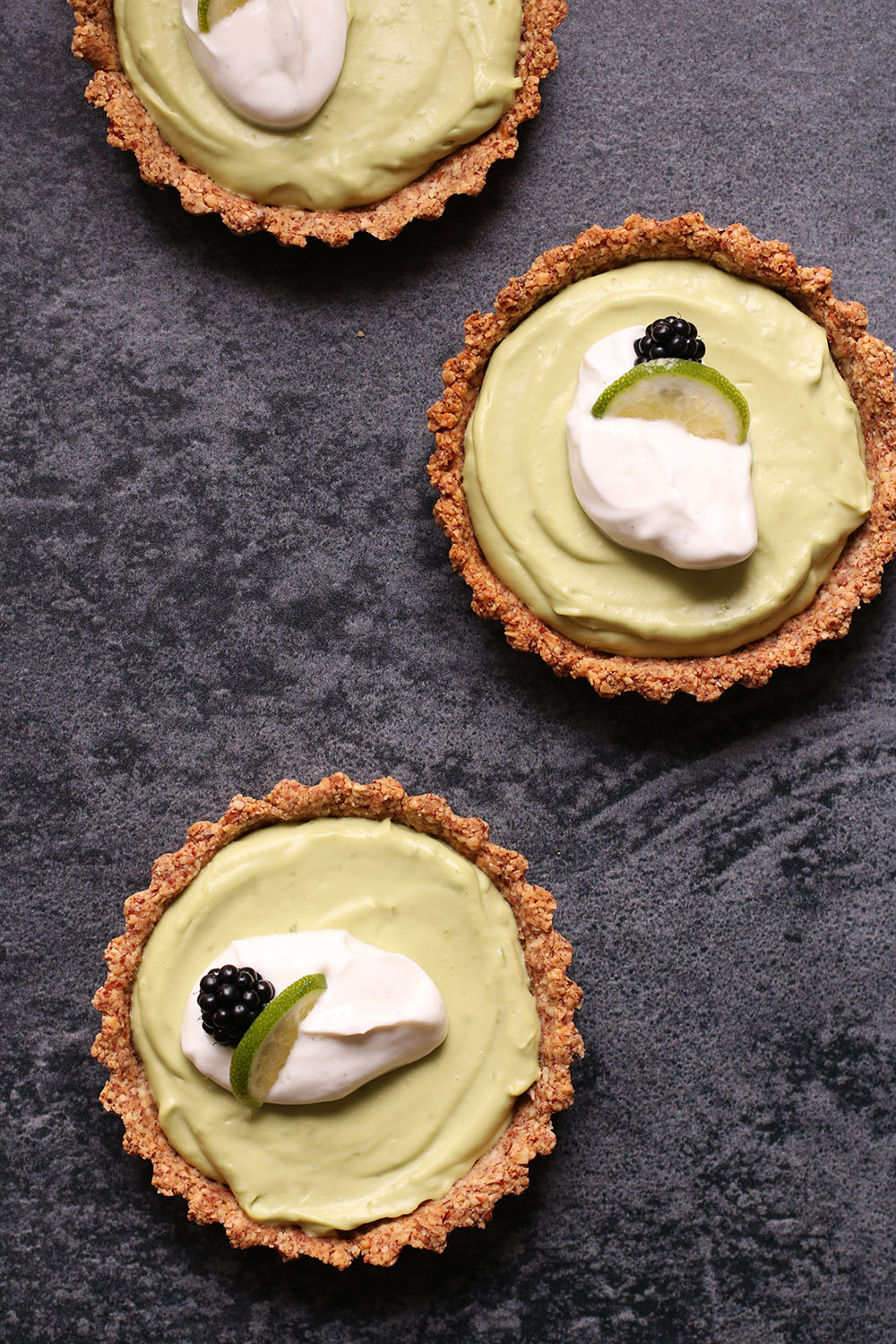 Opskrift på sundt alternativ til key lime pie
