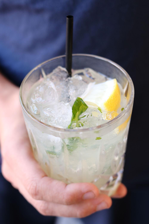 Frisk citrus drink