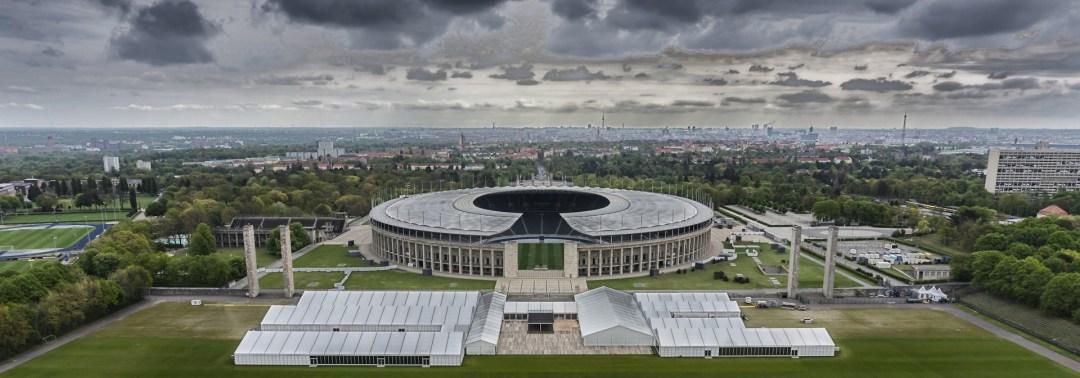 Olympiske stadion i Berlin