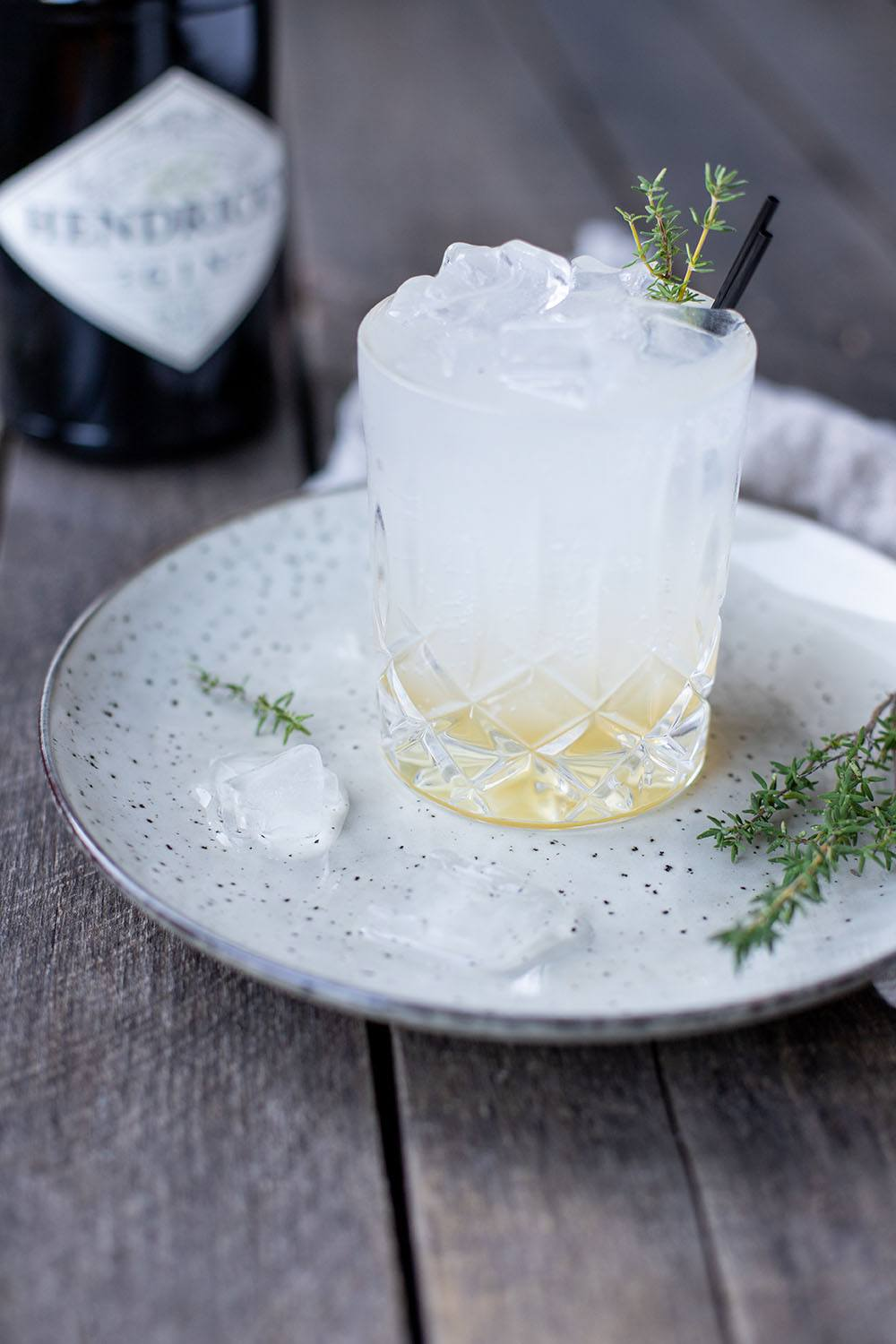 Fredagscocktail – Gin hass