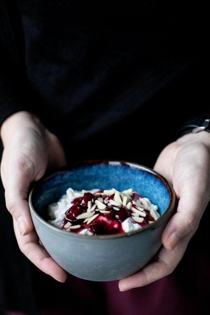kalorielet risalamande