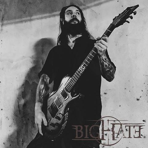 Andy LaMorgue - Big Hate