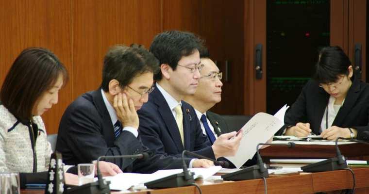 文部科学委員会、共同会派文部科学部会役員会、新型コロナウイルス対策としての緊急経済対策を決定