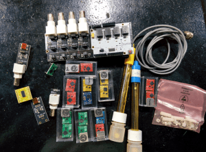 monitoring water quality using a smart v2 controller