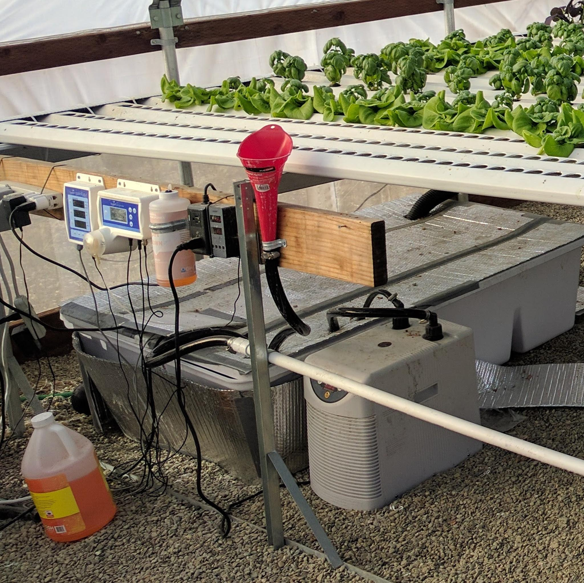 Greenhouse Control and Monitoring Systems