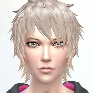 女性的な顔ならなんとか。