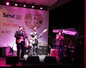 Gustavo Andrade Blues Band. Foto: CMC