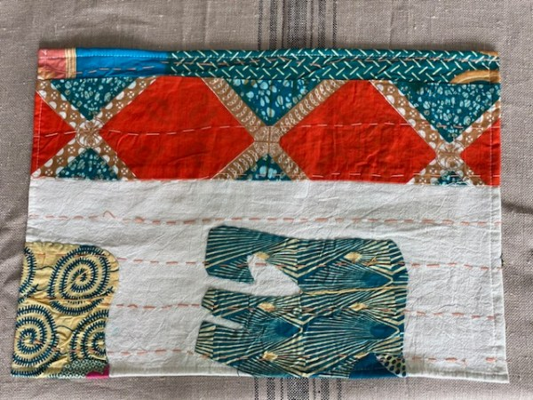 Feito a partir de uma variedade única de padrões e cores.