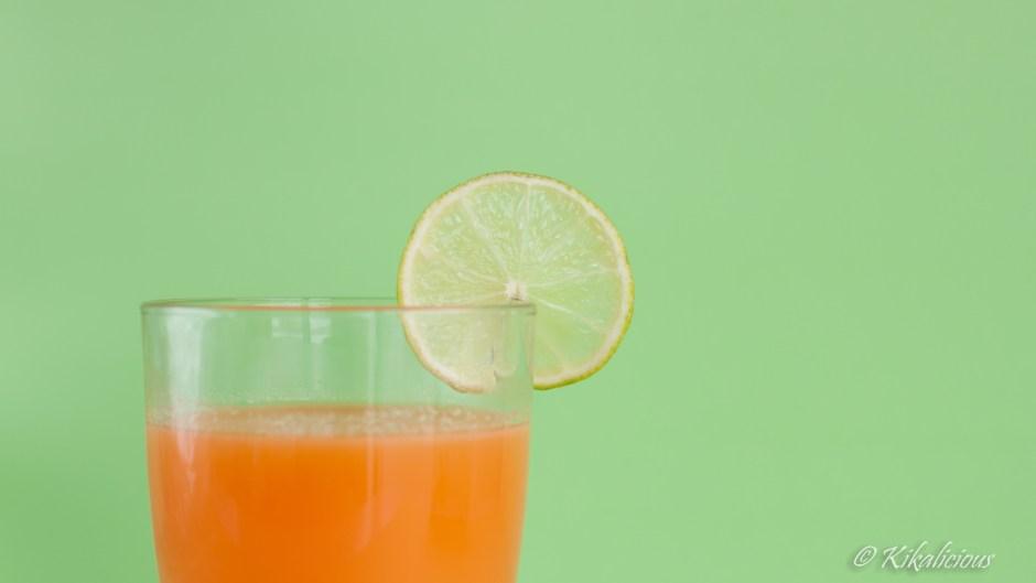 Kikalicious - Carrot&Lime Fresh Juice-12
