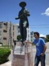 En la ciudad de Manzanillo, Granma.