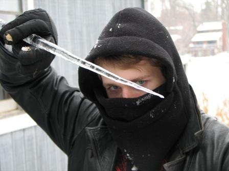 snow-ninja
