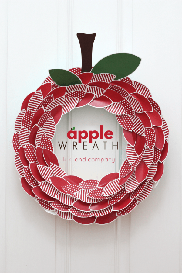 Apple-Wreath-from-kiki-and-company.-Super-cute-for-Back-to-School-e1437283929601