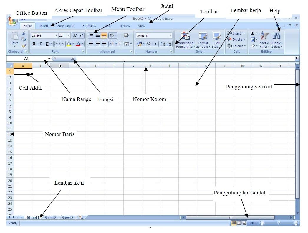 Paper Microsoft Excel