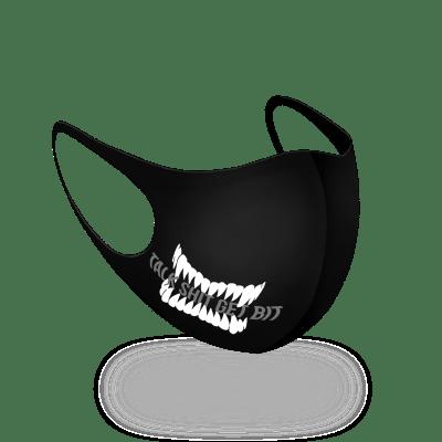 TALK SHIT – GET BIT Reflektor Maske