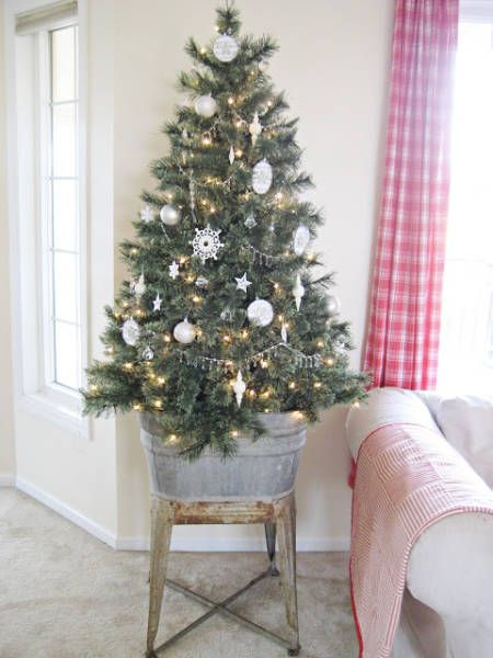 we answer wednesday christmas tree ideas for small spaces