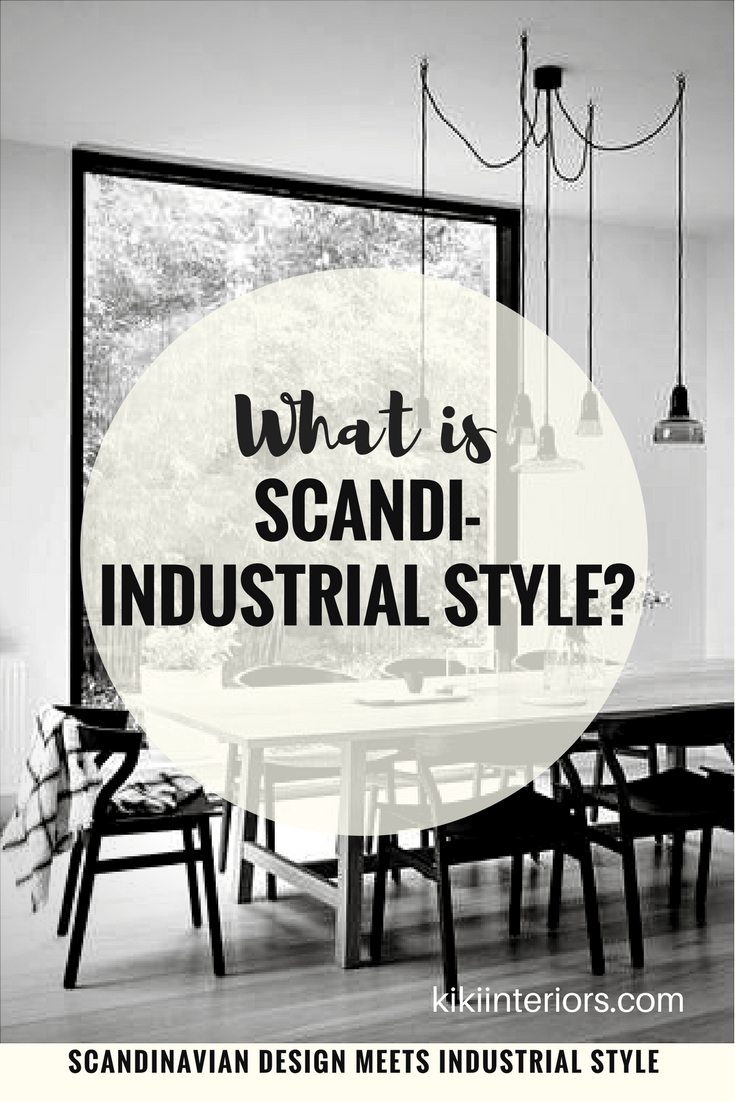 scandi-industrial-home-decor-style