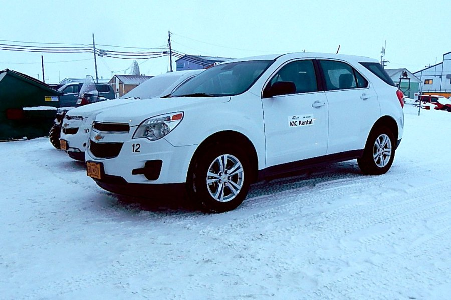 KIC Car Rental Outlet   Kikiktagruk Inupiat Corporation KIC car rental