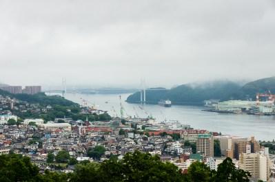 Nagasakis Hafen