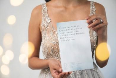 Bridal announcement