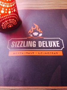 sizzling