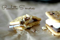 Raclette S'mores