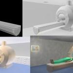 Sala de Ressonância Magnética 3D