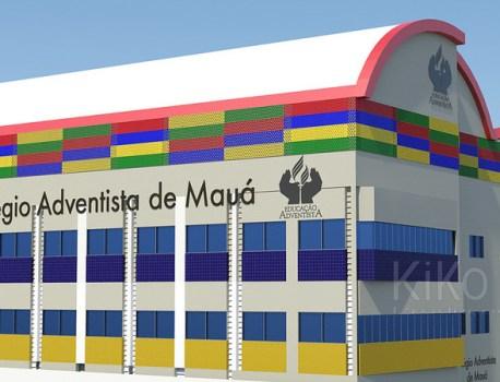 Passeio Virtual 3D no Colégio Adventista de Mauá                                                    4/5 (1)