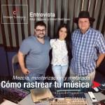 Junto a Yira Santiago y David Rodriguez