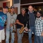 Sesión de Brass con Jose Gomez, Joseito Ruiz, Jay Lugo