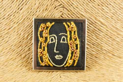 margaret brooch
