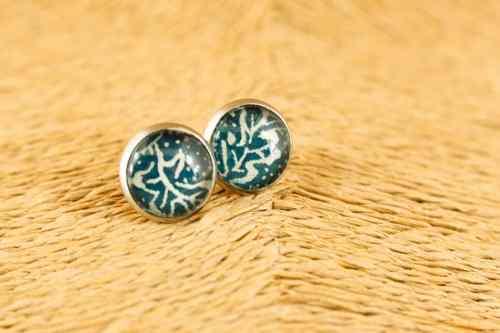 small-blue-leaf-earrings