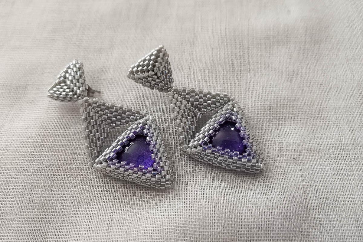 beaded-fish-earrings
