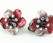 pink-purple-earrings