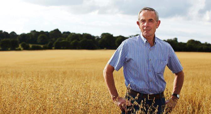 'Back to the Land',Cara Magazine features Pat lalor and his Kilbeggan Organic Porridge