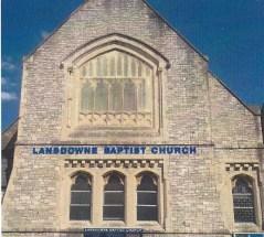 Lansdowne Baptist church 2