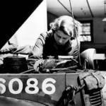 Queen Elizabeth II serving in WWII