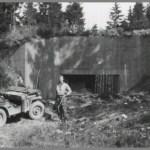 Hilliard Pill Box on the Siegfried Line