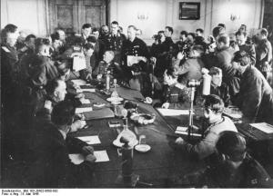 Surrender in Berlin, May 8, 1945