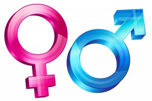 Sex Addiction Gender Symbols