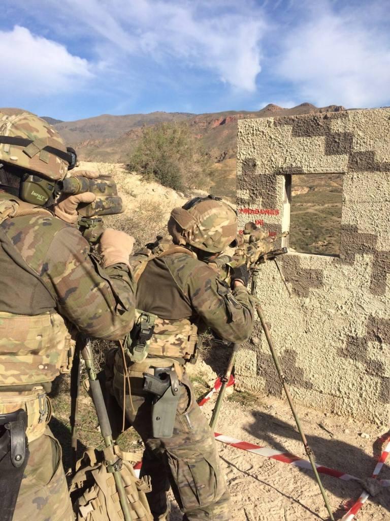 Primer Cmto Sniper de España 1
