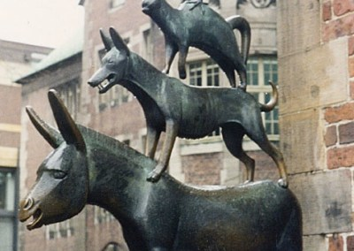 The Bremen Town Musicians, for Orchestra