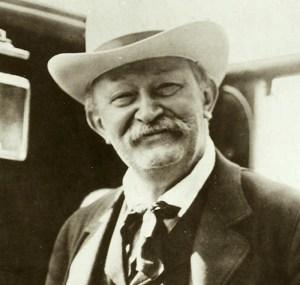 American conductor Theodore Thomas in Cincinnati, 1902