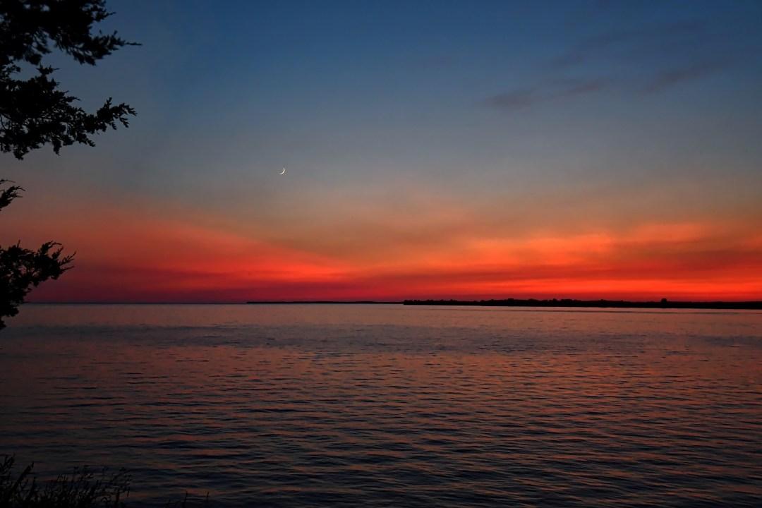 Sackets Harbor sunset