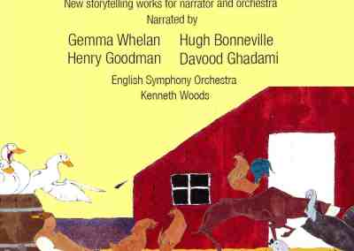 The Bremen Town Musicians, for Orchestra, on CD